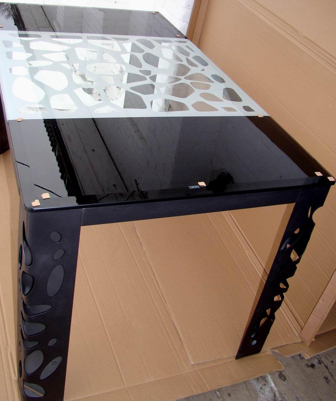 Обеденный стол стеклянный харьков б/у